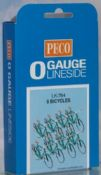 Peco LK764 Bicycles - reduced